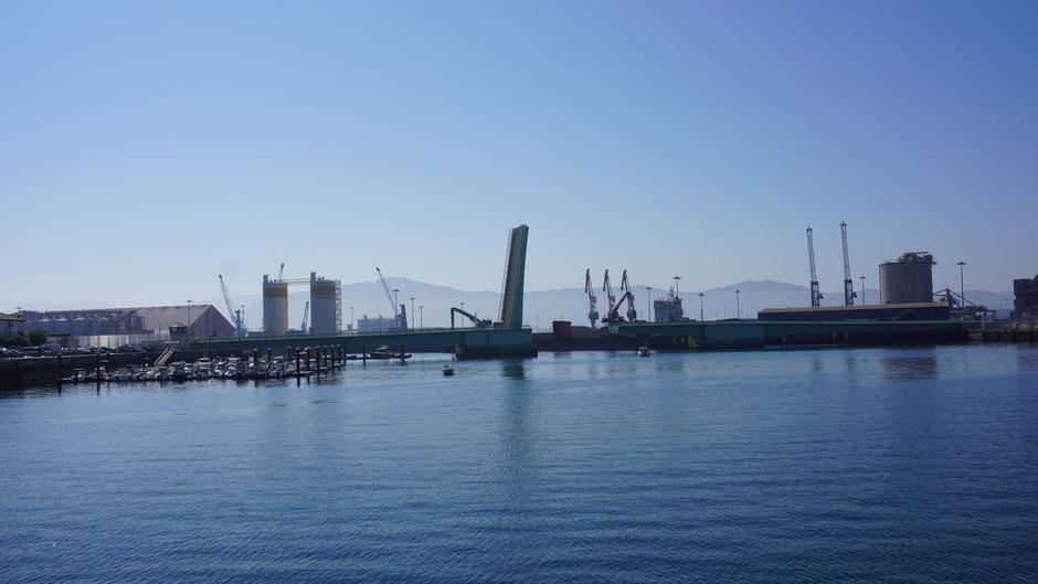 Industriehafen Santander