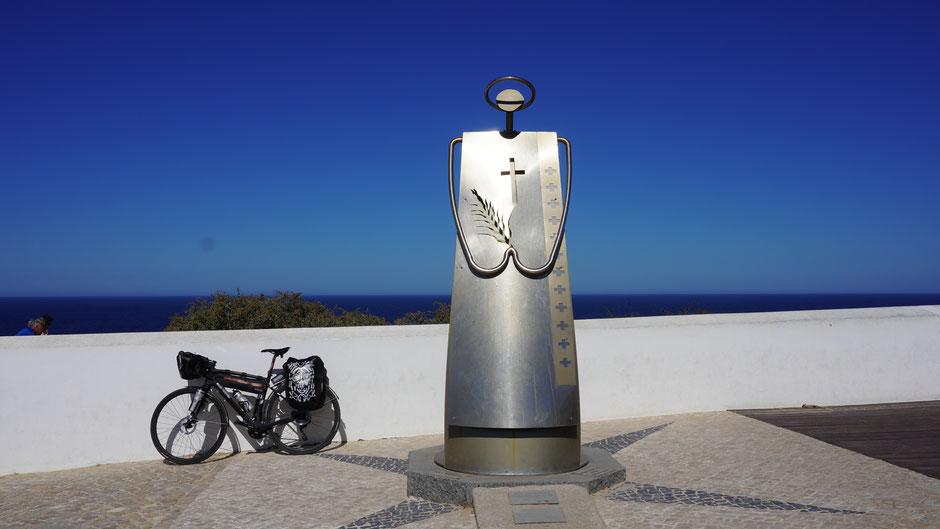 Herzlich Willkommen am südwestlichsten Punkt Portugals ...