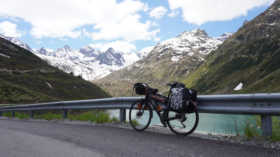 Großer Litzner und Seehorn - Skitouren wären auch noch möglich