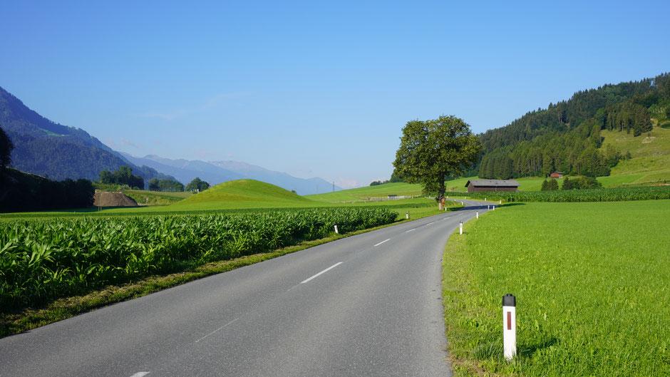 Wunderbar - Inntal ohne Zug und LKW
