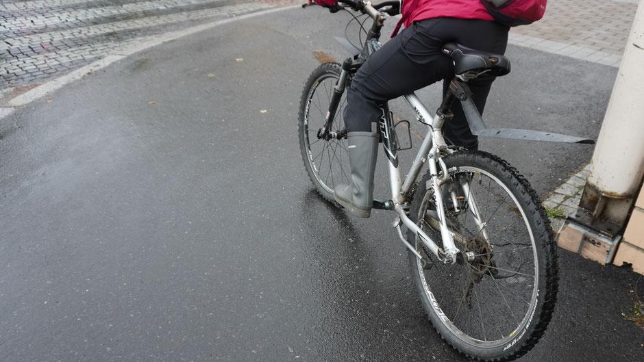 Urban cycling finnish style