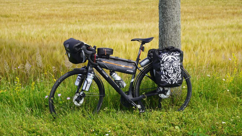 Fahrradpause