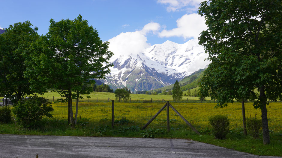 Nationalpark Hohe Tauern - ab in die Berge