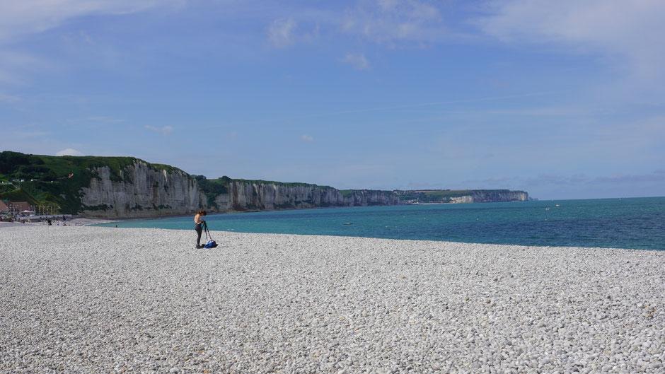 Schöne Küste ...