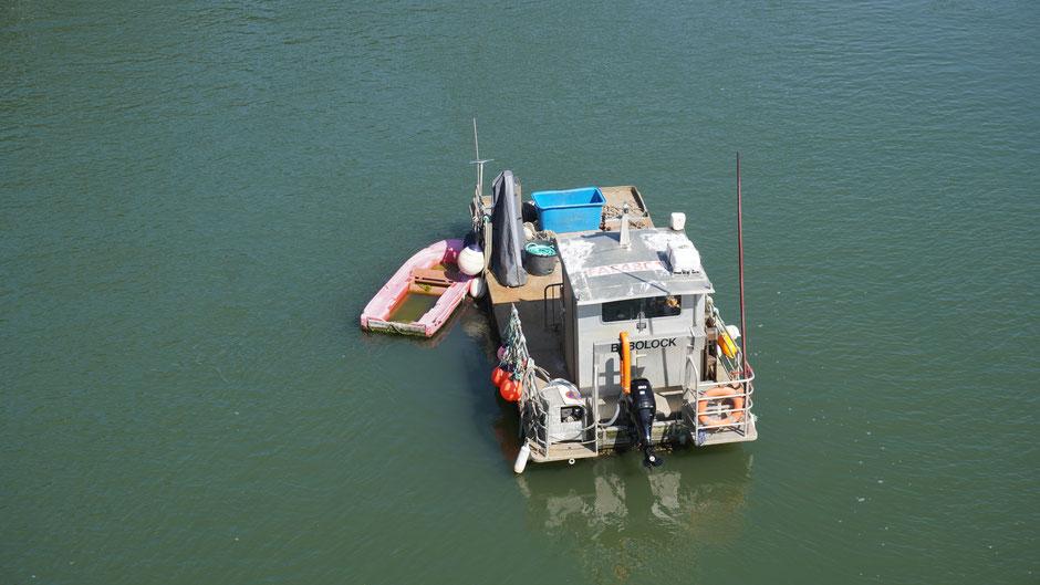 Ein Arbeitsboot für den Alltag