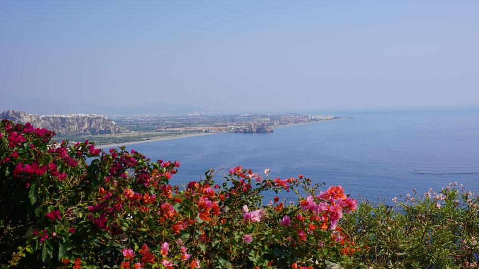 Und noch ein Bild von der gleichen Bucht ...