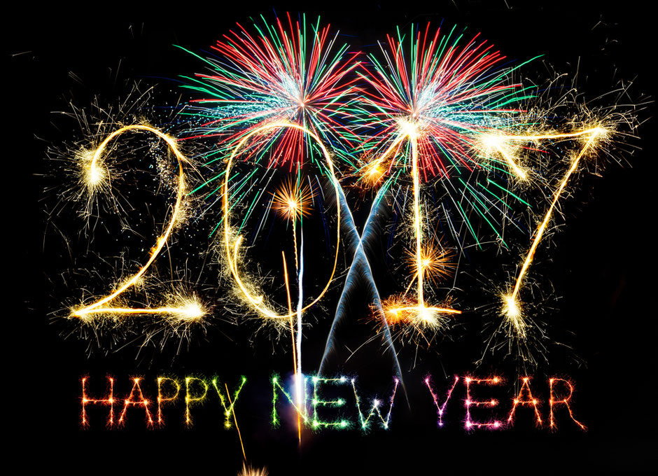 Bild: Gutes neues Jahr, Strumpf-Klaus