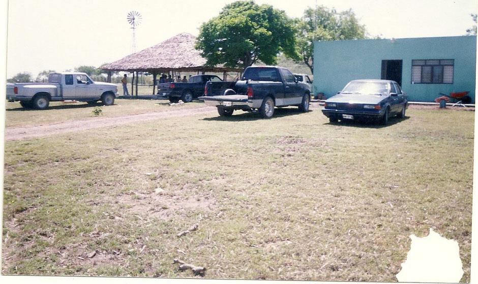 quinta, rancho Santa Rosa
