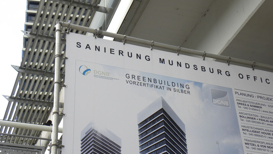 Bessere Marktchancen mit Green Building-Label | © greenIMMO