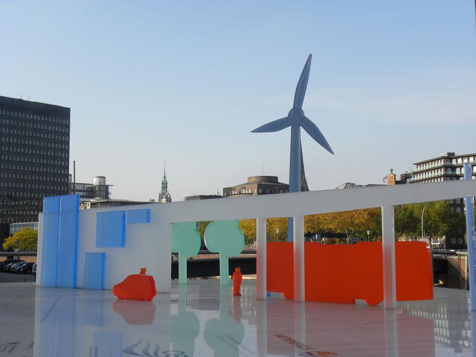 Weg mit Zukunft: Dezentrale Energieversorgung im Quartier |© greenIMMO