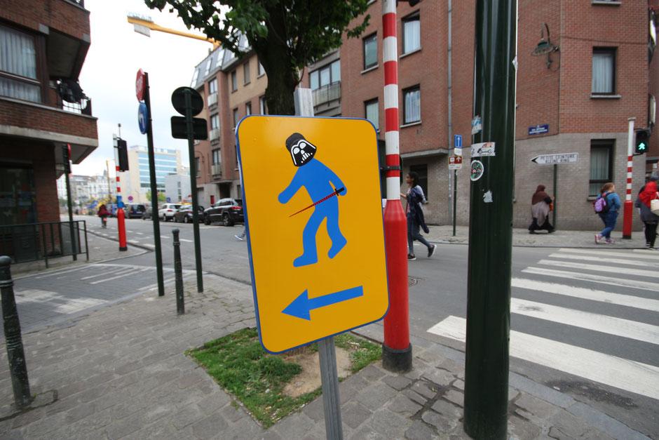 Bruxelles Rue des Riches Claires
