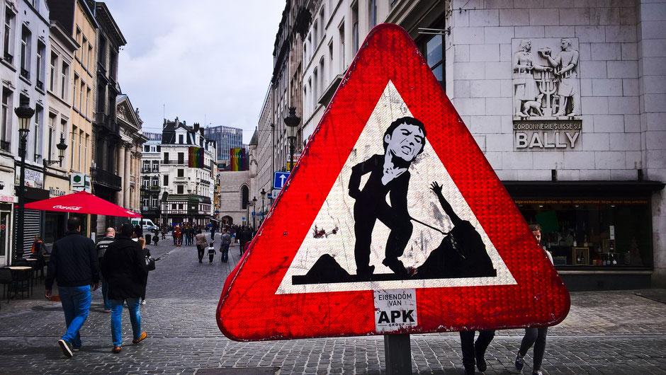 Bruxelles Rue des Pierres