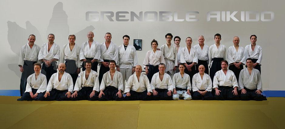 Grenoble aikido renwakai