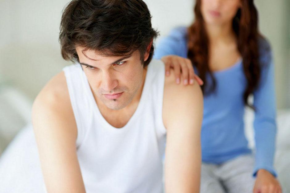 giảm ham muốn tình dục do tập luyện quá độ