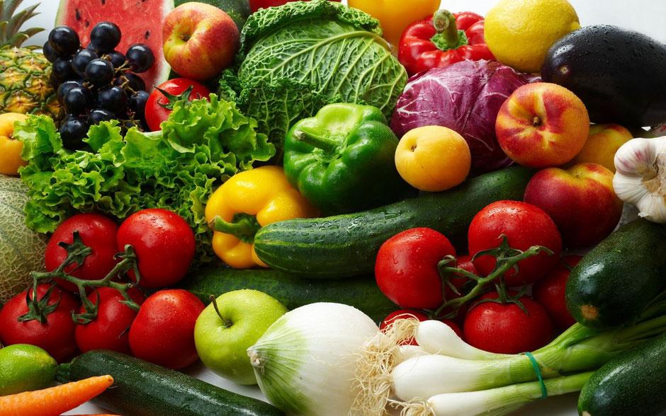 ăn rau giảm cân giảm mỡ bụng