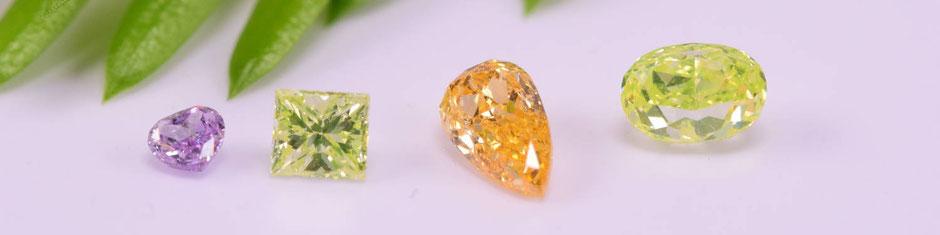 Wissenswertes zu natürlich farbigen Diamanten