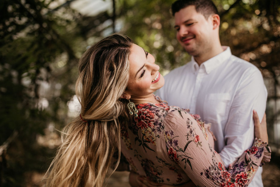 Paar Spaß Lachen Freude - Kathrin Filla Fotografie