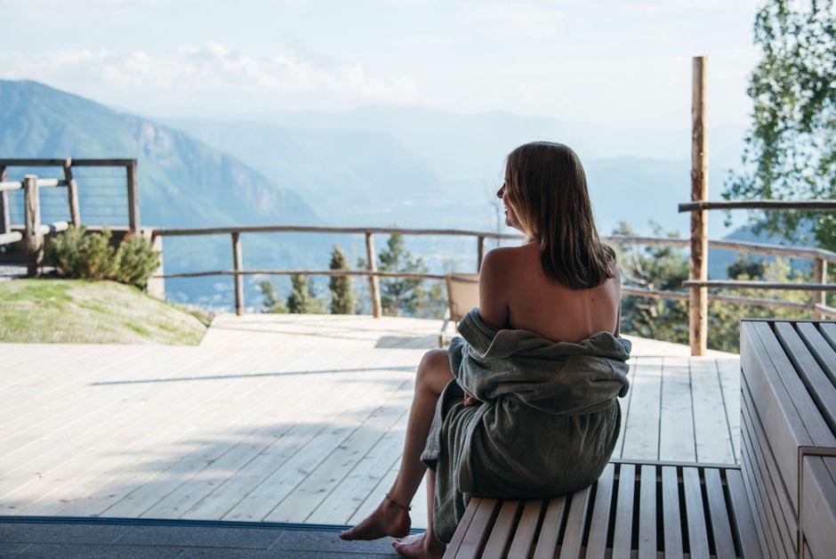 Hotel Belvedere, Jenesien - Bozen - Südtirol, Wellnesshotel + Wanderhotel