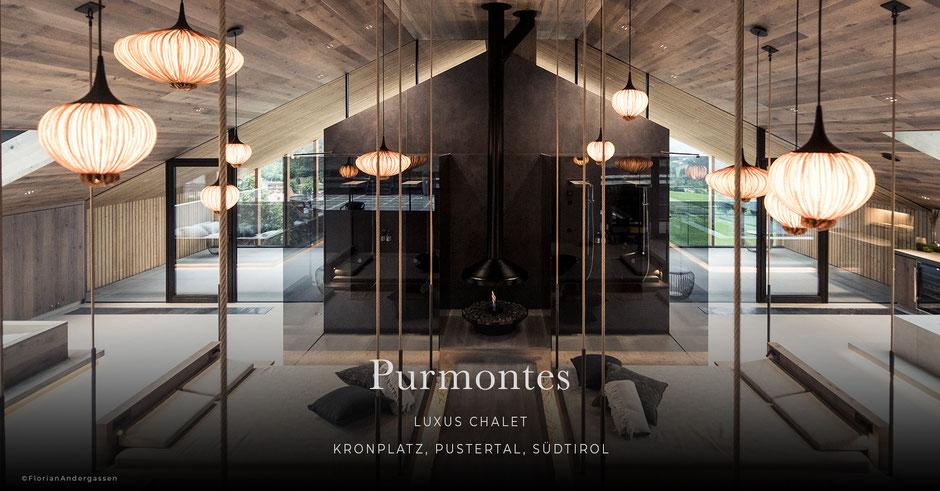 Purmontes Luxury Chalet, Brixen - Kronplatz, Südtirol (Winklerhotels)