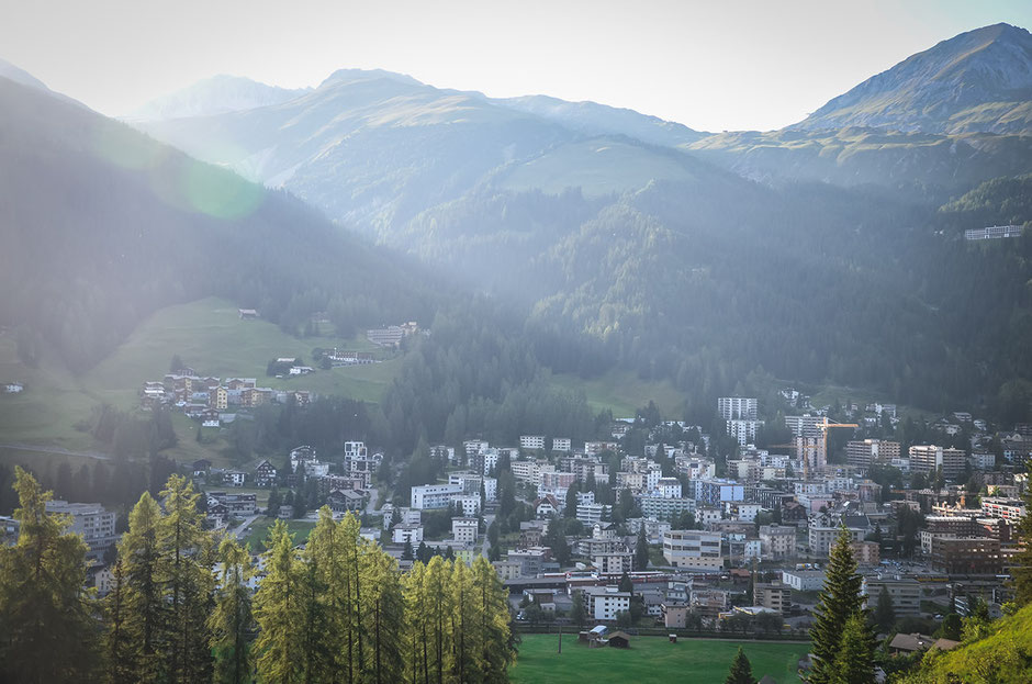 DAVOS - Schweiz