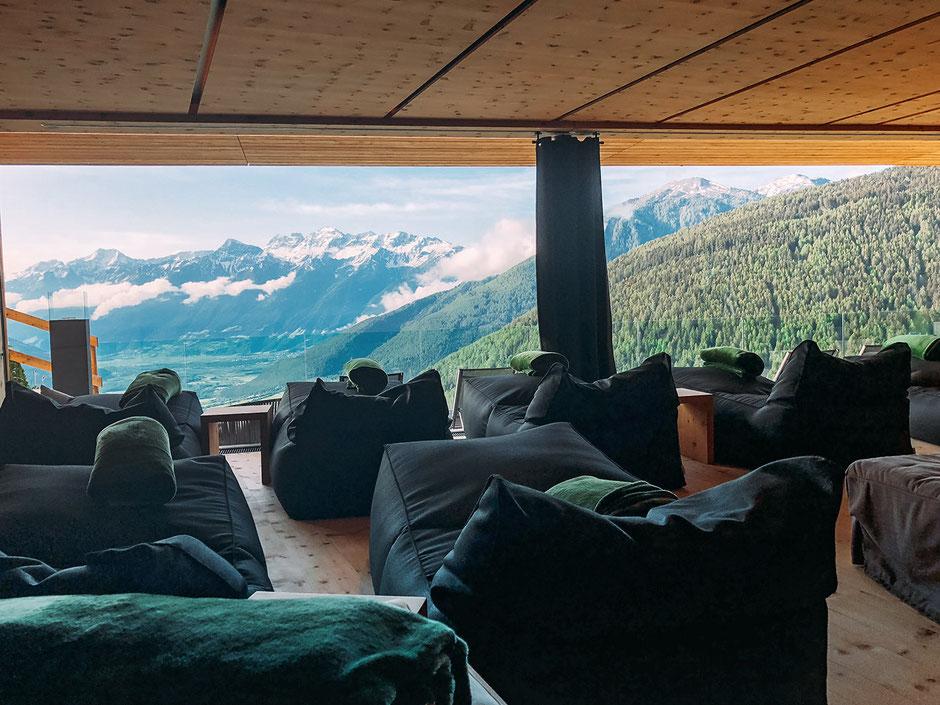Zirbenruheraum, Alpin und Relax Hotel DAS GERSTL (Vinschgau, Südtirol)