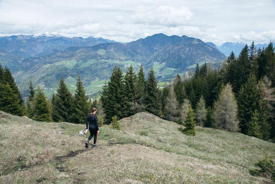 Voldöpper Spitze (Voldöppberg) - Wanderung ab Brandenberg, Tirol