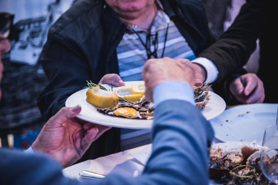 Caorle für Genießer - die besten Restaurants: Fisch, Meeresfrüchte, Pizza, Wein, Bier, Eis