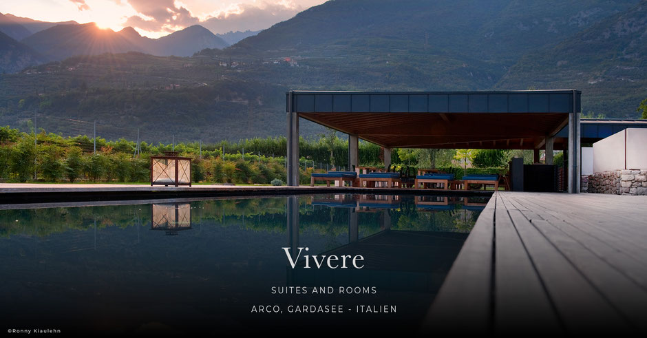 Vivere Suites and Rooms, Arco - Gardasee - Italien, Wellnesshotel, Designhotel, Whiteline Hotel, Boutiquehotel