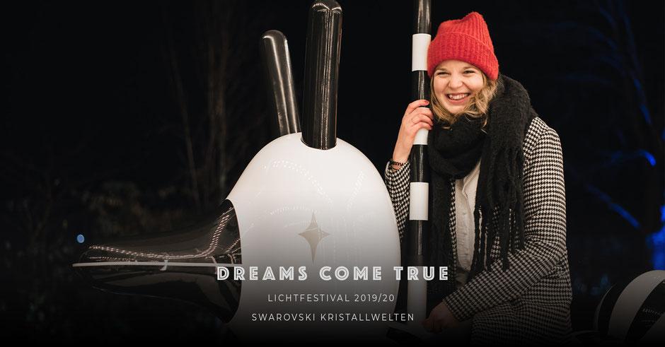 Swarovski Kristallwelten - Lichtfestival 2019 - Weihnachtsmärchen in Wattens, Tirol