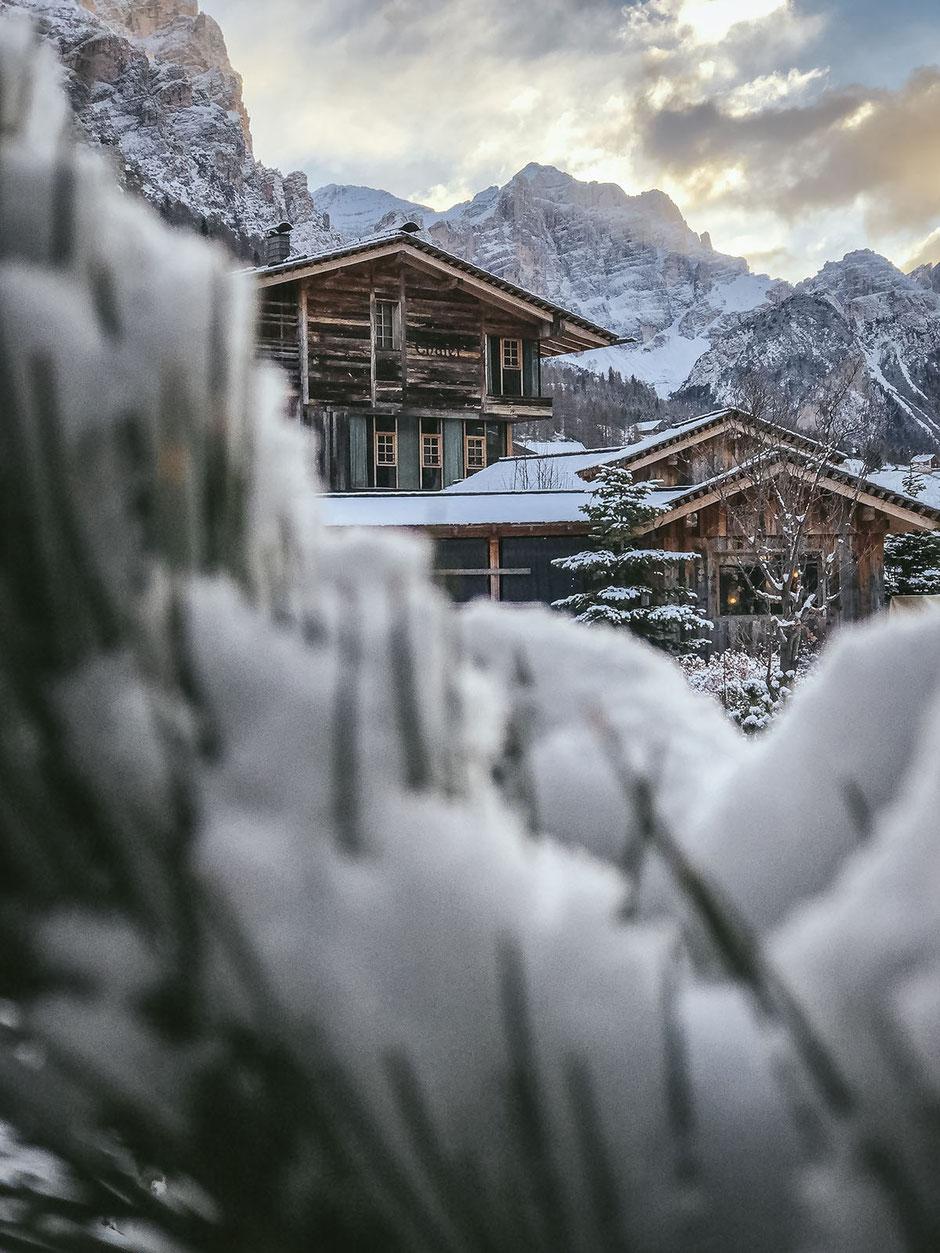 Belvita Leading Wellnesshotel: Dolomiti Wellness Hotel Fanes, Südtirol - Alta Badia (Dolomiten - Chalets, Chalet)