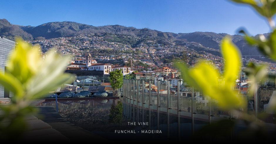 MADEIRA - die sechs coolsten Wellness- und Boutiquehotels der Insel : THE VINE Designhotel