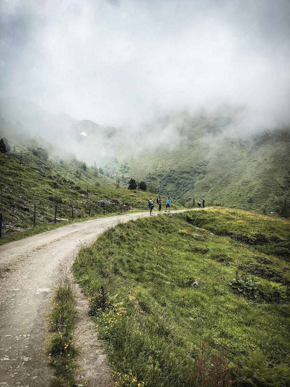 Wandern im Zillertal, Zillertaler Höhenstraße