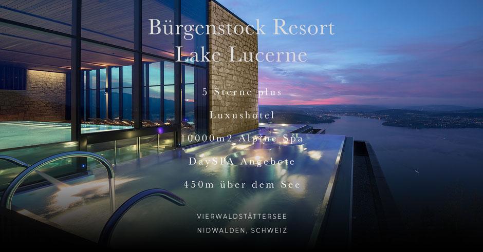 eines der schönsten Seehotels im Alpenvorland (Nidwalden,Schweiz)