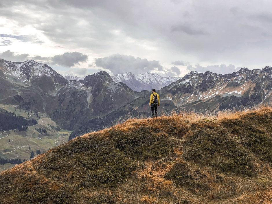 Wiedersbergerhorn, Alpbach, Tirol