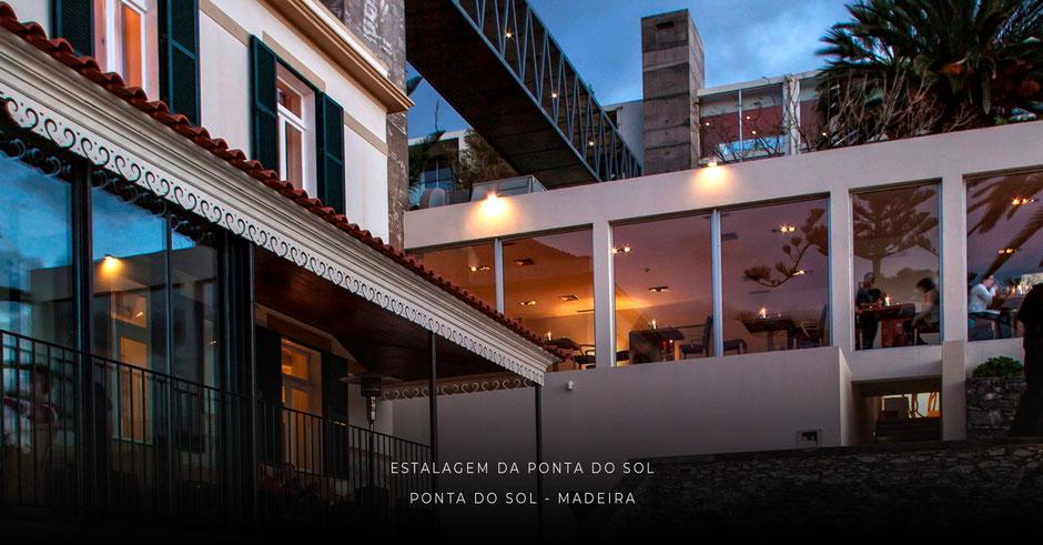 MADEIRA - die sechs coolsten Wellness- und Boutiquehotels der Insel : ESTALAGEM DA PONTA DO SOL, Lifestylehotel