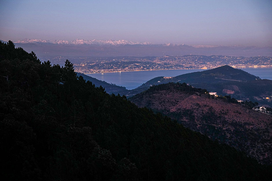 Skigebiete Côte d'Azur