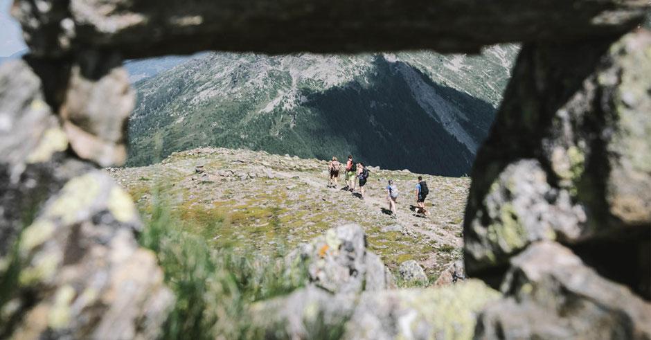 Innsbrucktrek - Weitwanderung, Patscherkofel