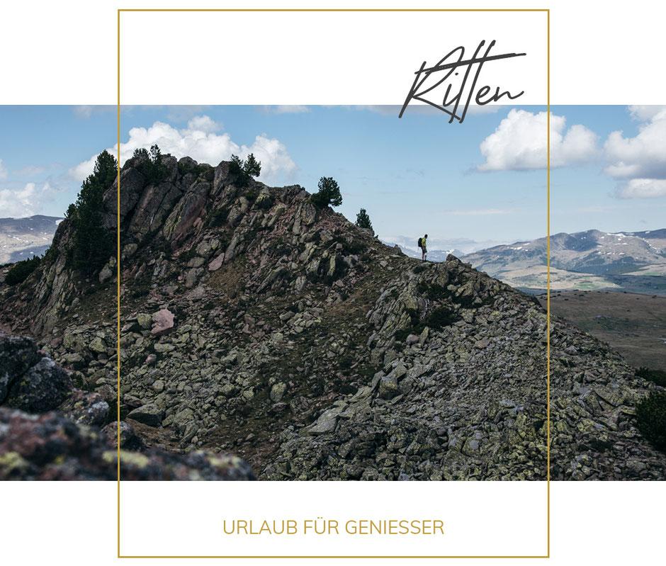RITTEN - Südtirol, die schönsten Erlebnisse und Hotels am Genussberg (Wandertouren - Biketouren - LamaTrekking - Hotelguide)
