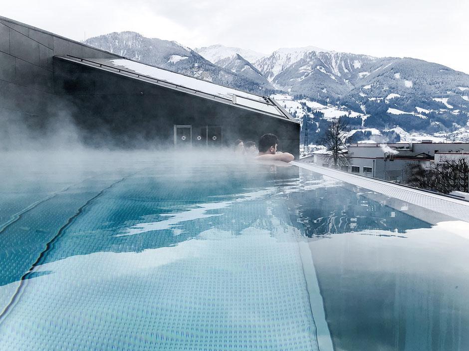 DaySpa in Tirol:  Hotel Schwarzbrunn in Stans
