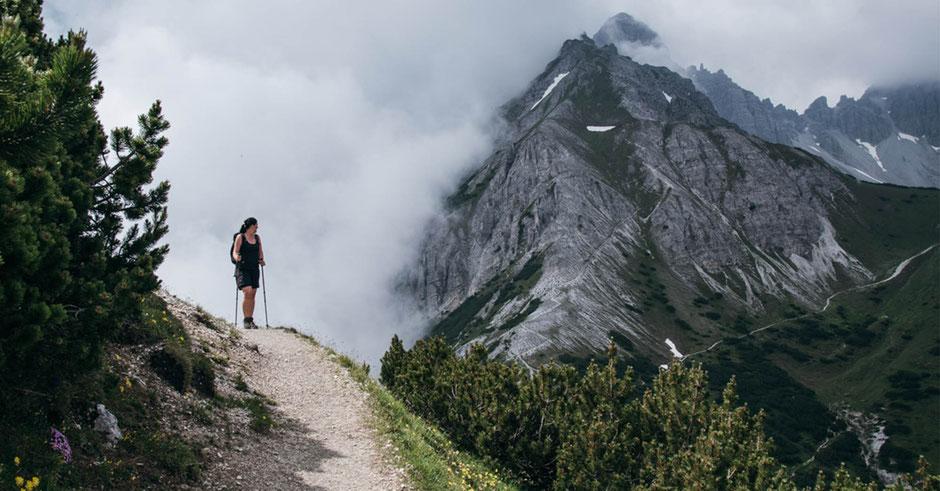 Innsbruck Trek - Axamer Lizum, Nockspitze, Mutters