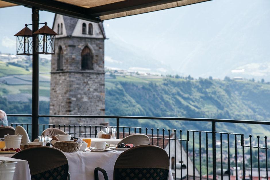 Naturhotel Kassian, Hotelempfehlung für Algund bei Meran (Südtirol)