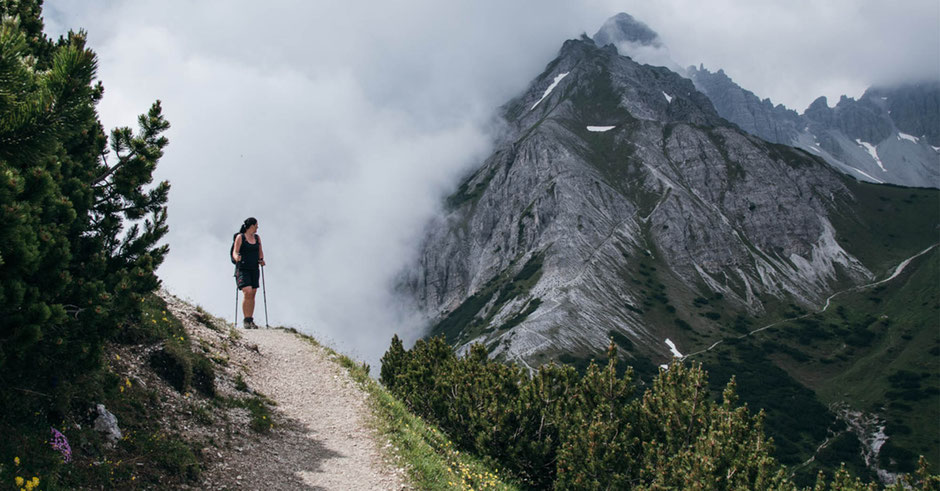 Innsbrucktrek - Weitwanderung, Kalkkögel - Birgitzköpfl - Innsbrucker Almenweg