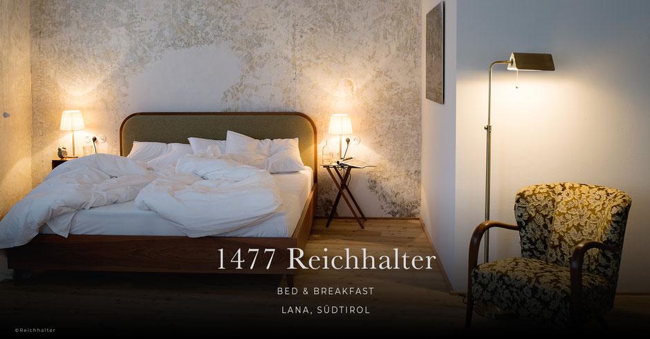 1477 Reichhalter, Boutique Hotel, Lana - Südtirol