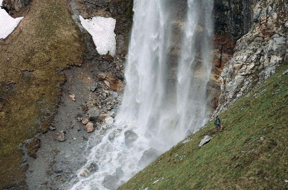 Wandern im Obervinschgau: durchs Schliniger Tal zur Sesvennahütte