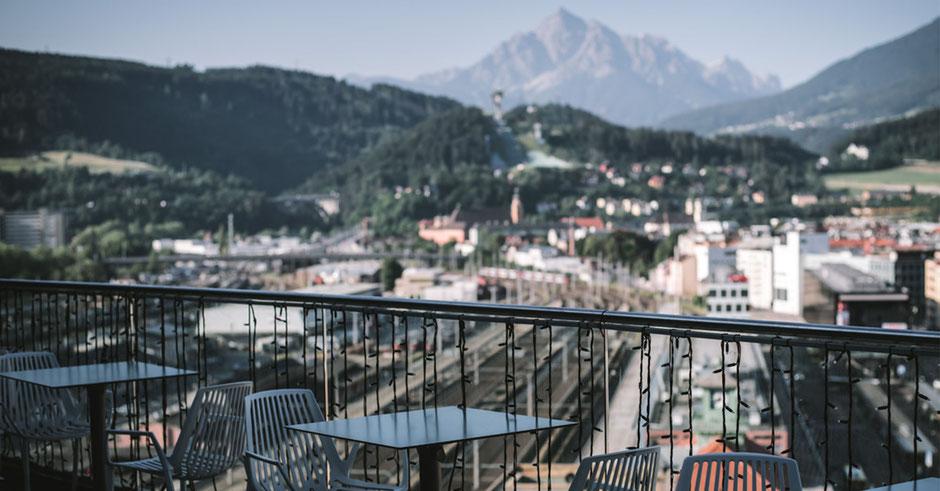 Adlers Design Hotel Innsbruck - Hoteltipp Wandern und Sightseeing rund um Innsbruck