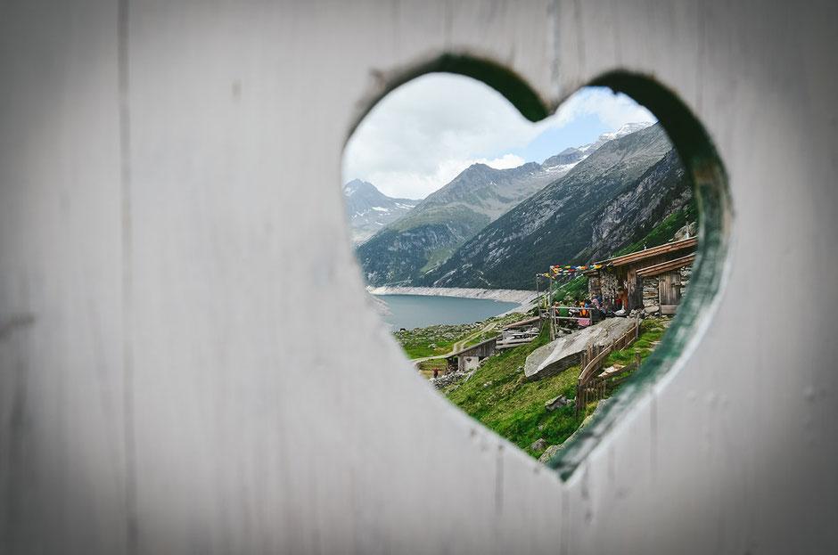 schönste WC-Aussicht: Hohenaualm, das Klein Tibet des Zillertals