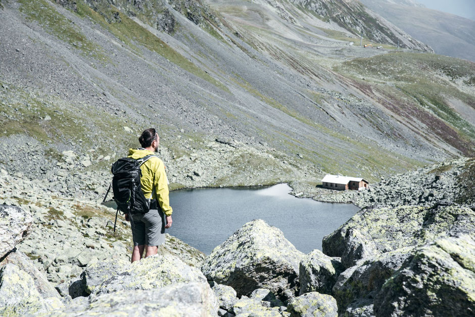 Seenwanderung Tirol: Schwarzmoosseen - Kühtai, Sellraintal