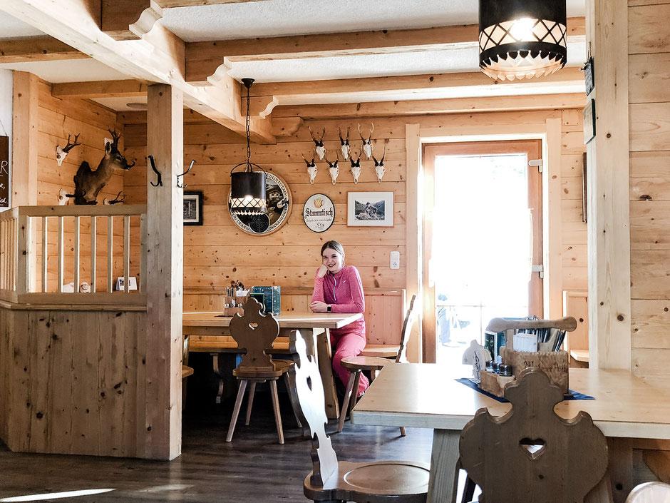 Weidener Hütte, Alpenvereinshütte in den Tuxer Alpen, Tirol