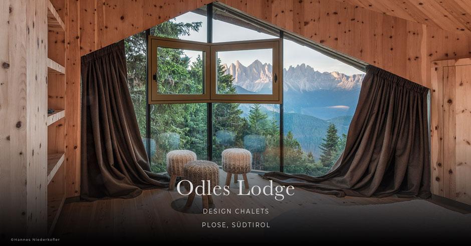 Odles Lodge, Design Chalets, Plose - Südtirol