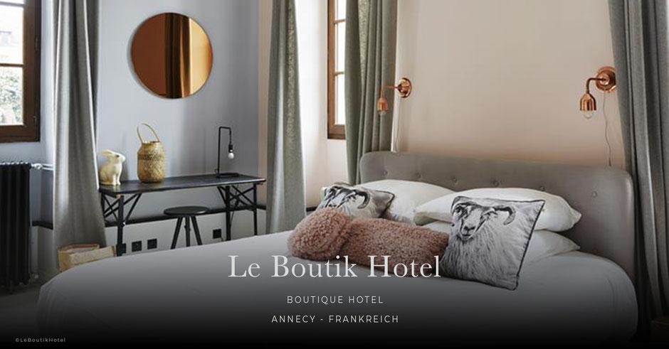 Le Boutik Hotel, Boutique Hotel, Annecy - Frankreich